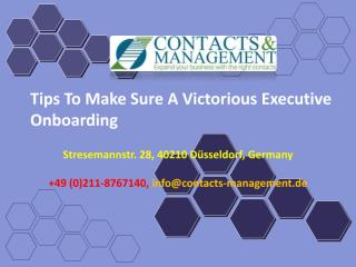 Tips To Make Sure A Victorious Executive Onboarding.pdf