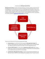 Characteristics of B2B Appointment Setting.pdf