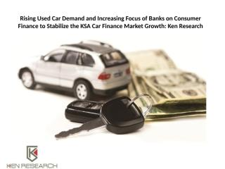 Rising Used Car Demand and Increasing Focus of.pptx