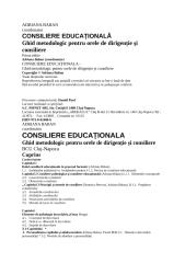 ADRIANA BABAN, CONSILIERE, CARTE.doc
