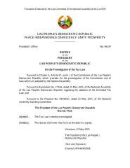 29. Law on Tax & Decree (2005) Eng.pdf