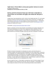 Apple lança o iTunes Match, CRONICA 2.docx