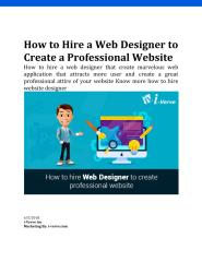 How to Hire a Web Designer to Create a Professional Website.pdf