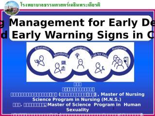 EKG Nursing management for EWS in CAD 59_1 - อ.วินิตย์หลงละเลิง.pptx