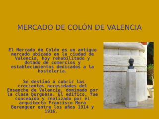 VALENCIA MERCADO COLON M.pps