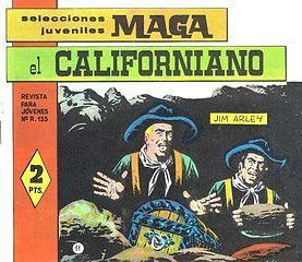El californiano 11 (Ed. Maga 1965) by  AROJOJASO y Balrog[CRG].cbr