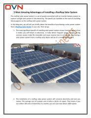 Rooftop Solar Power Dealer with OVN.pdf