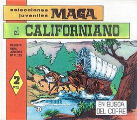 El californiano 13 (Ed. Maga 1965) by  AROJOJASO y Balrog[CRG].cbr