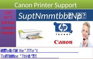 Canon Printer Support.pptx