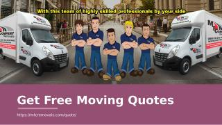 Get Free Moving Quotes.ppt