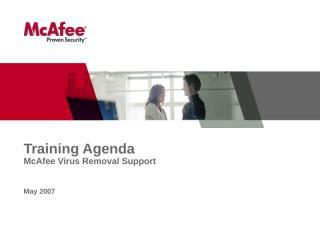 Training Agenda.ppt