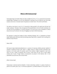 What is SEO Outsourcing.pdf