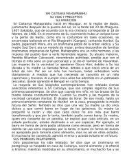 SRI CHAITANYA MAHAPRABHU VIDA Y PRESEPTOS.doc