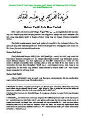 05 hukum taqlid pada ilmu tauhid.pdf