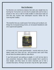 Buy Fat Burners.pdf