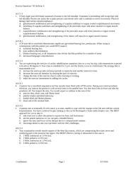 Practice Questions '05 Sullivan A.doc