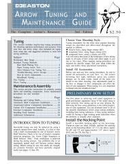 Archery - Tuning Guide.pdf
