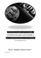 BUHARİ VE MUSLİM İTTİFAK ETTİĞİ HADİSLER.pdf