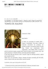 Sobre o dom das línguas em Santo Tomás de Aquino.pdf