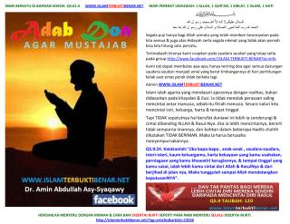 ! ADAB DOA AGAR MUSTAJAB.pdf