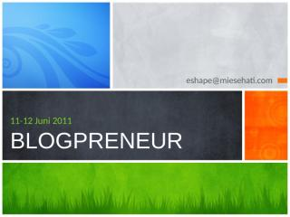 blogpreneur.pptx
