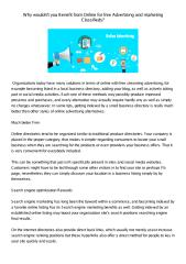WhywouldntyouBenefitfromOnlineforfreeAdvertisingandmarketingClassifieds554.pdf