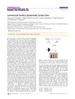 2011-Chemistry of Materials-Luminescent Surface Quaternized Carbon Dots.pdf