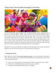 10 Easy Tips to Throw the Most Amazingly Fun Holi Party.pdf
